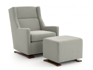 Chair and Ottoman CT-180
