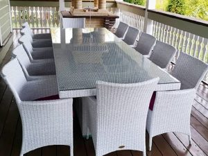 12 Seater Dining Set