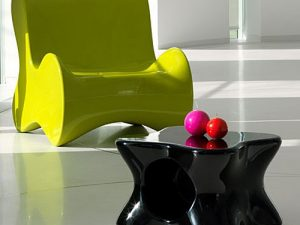 Doux Lounge Plastic Chair