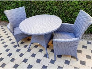 Rattan Outdoor Dining Set