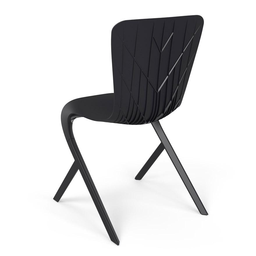 Nylon Plastic Chair