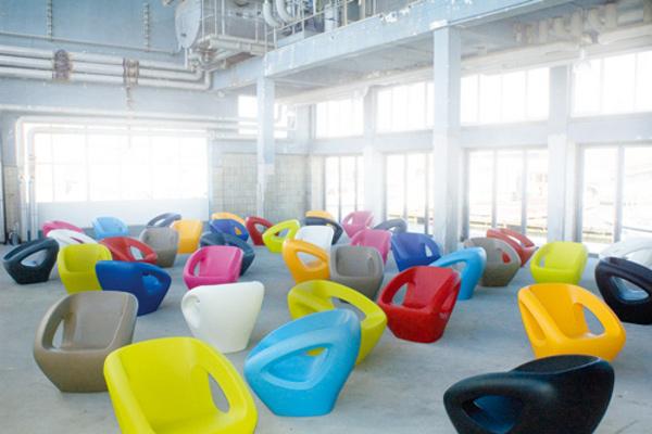 Polyethylene Plastic Chair