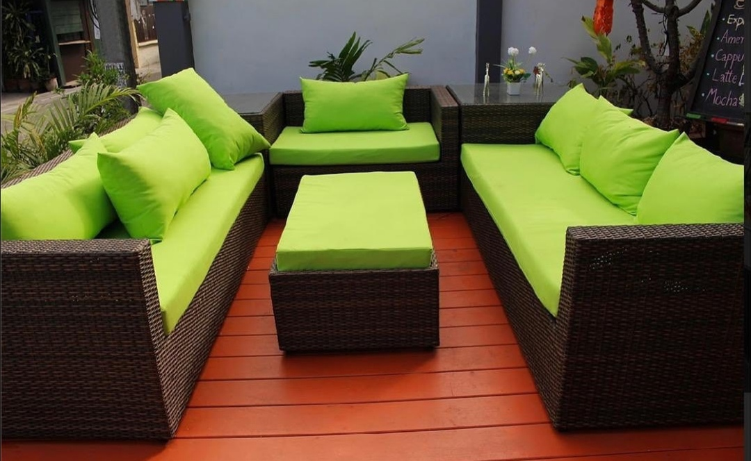District-Sofa-in-Neon-Cushions