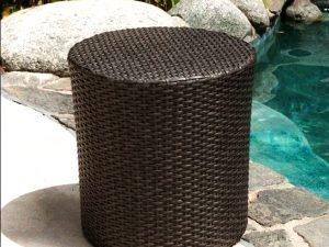 rattan-side-table