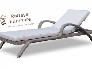 Unique sun lounger